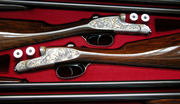 Lechner&Jungl Pair of Shotguns 1