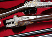 Lechner & Jungl Pair of Shotguns 2.