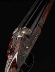 Philipp Ollendorff Bar-in-Wood Sidelock Pigeon Gun