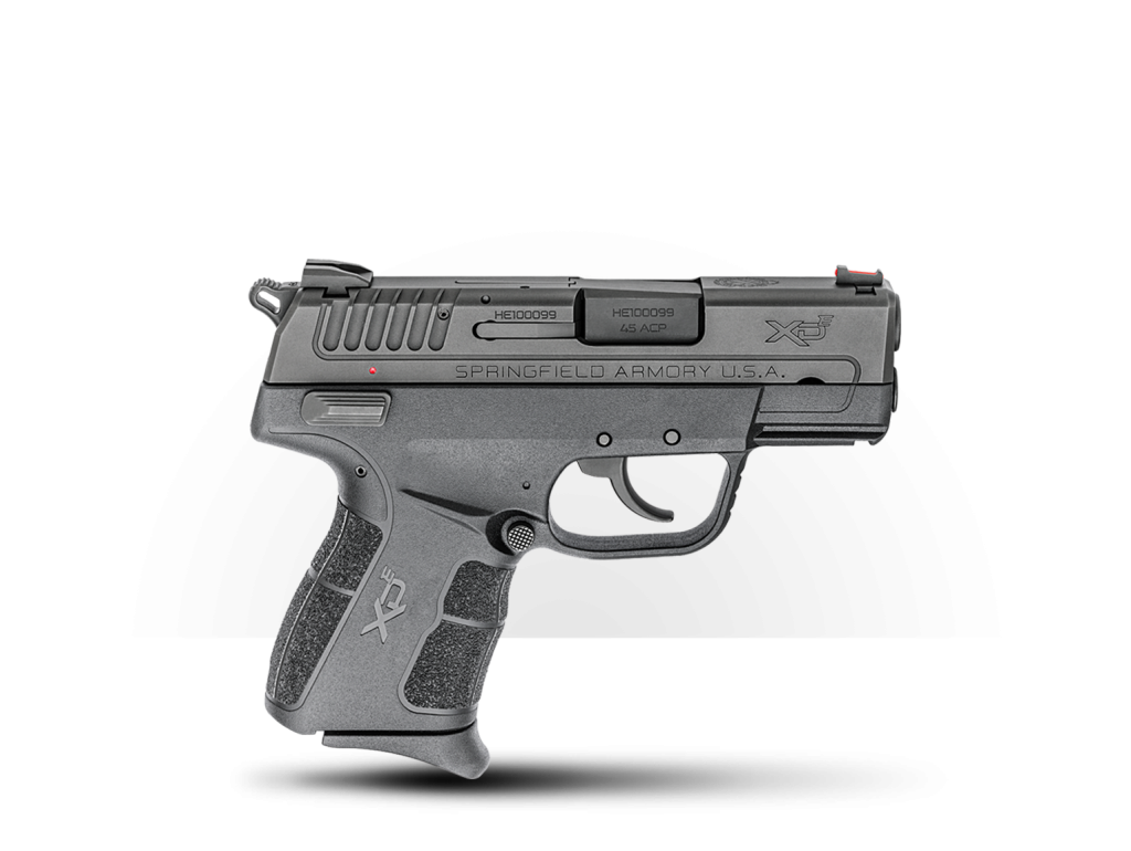 Springfield XD-E SINGLE STACK