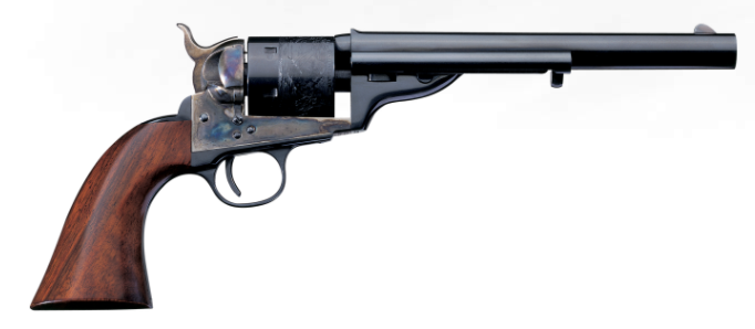 Uberti 1872 Army Open-Top Revolver