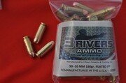 3Rivers Ammo 10MM 180gr PLATED RNFP