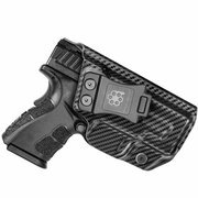 "Amberide Springfield XD MOD.2-3"" Sub-Compact IWB KYDEX Holster"