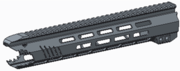 ODM Shark head M-Lok handguard