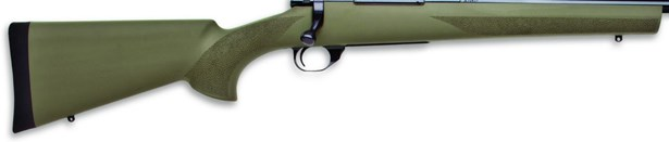 HOWA HOGUE STOCK LONG ACTION GREEN