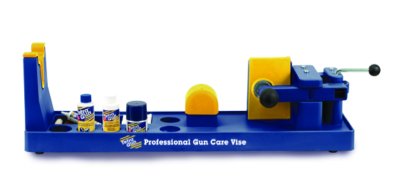 PROFESSIONAL GUN CARE VISE