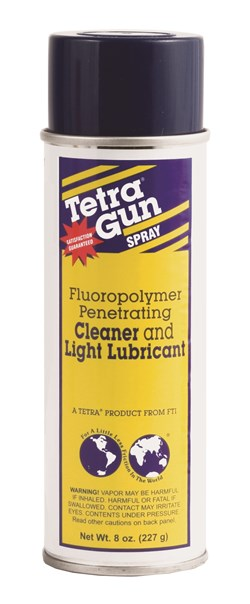 TETRA GUN SPRAY LUBRICANT 3.75 OZ