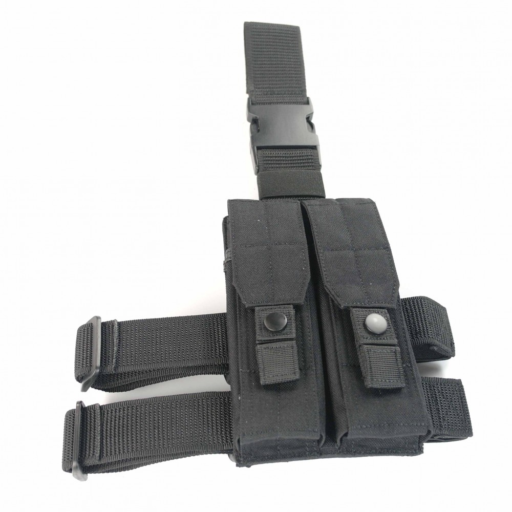 MP5 Magazine Leg Pouch x 2