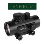 ENFIELD® 1X30 RED DOT SIGHT, WEAVER MOUNT