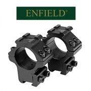 Enfield® mount 9-11mm double screw with picatinny attachment