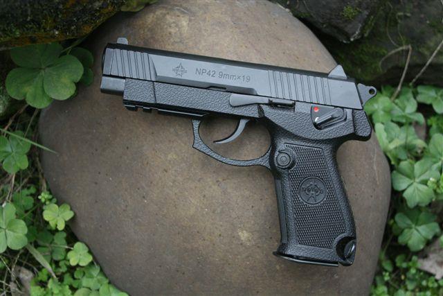 NORINCO Pistol Model NP42