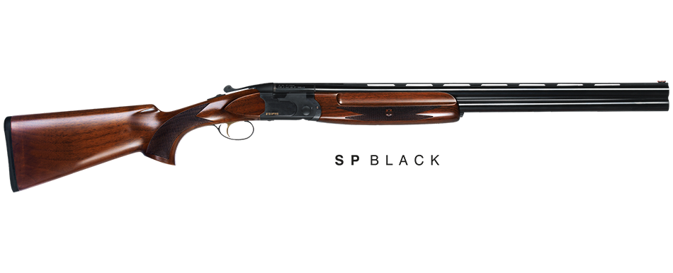 Ata Arms shotgun SP WALNUT BLACK STELL / BLACK ALUMINUM