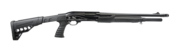 Barak Pump Action Shotgun 5