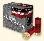 Cheddite cartridge 12 gauge
