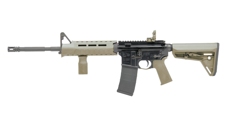 Colt LE6920 5.56mm Magpul Sporter Carbine (FDE - Flat Dark Earth)