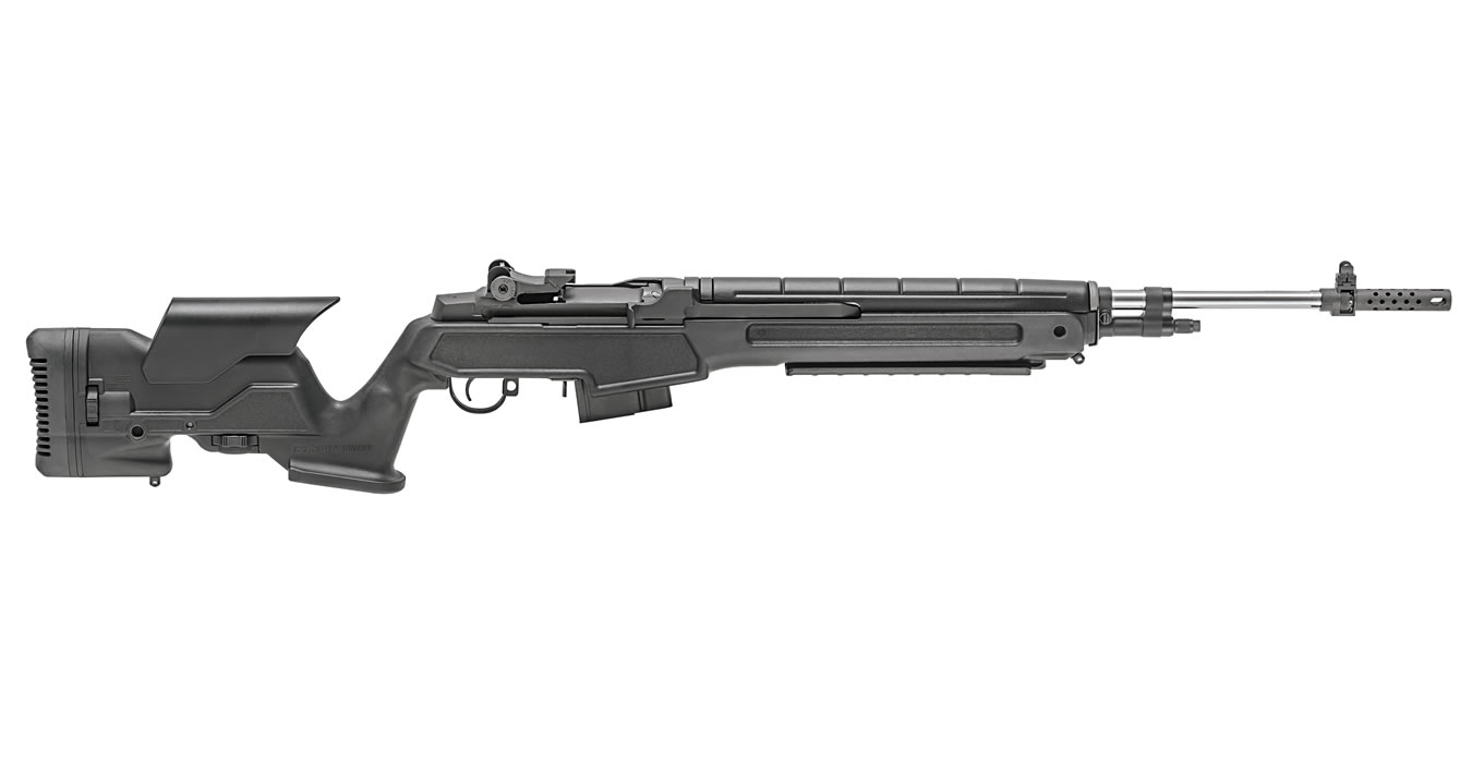 Springfield M1A Loaded Precision Adjustable Stock Stainless Barrel
