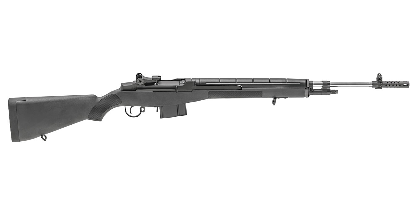Springfield M1A Loaded Stainless Barrel