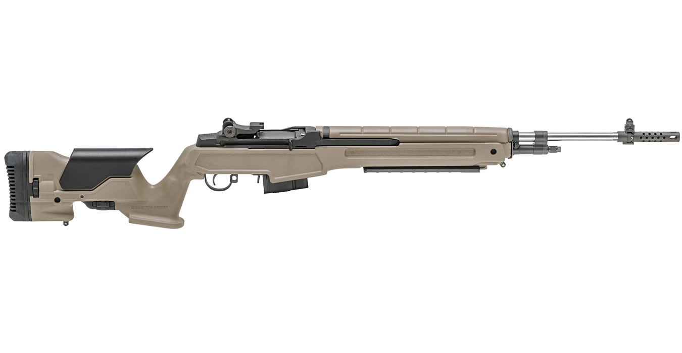 Springfield M1A Loaded 6.5 Creedmoor