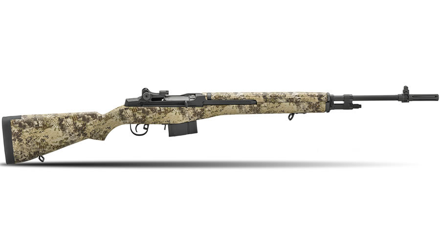 Springfield M1A Standard 308 with Highlander Camo Composite Stock