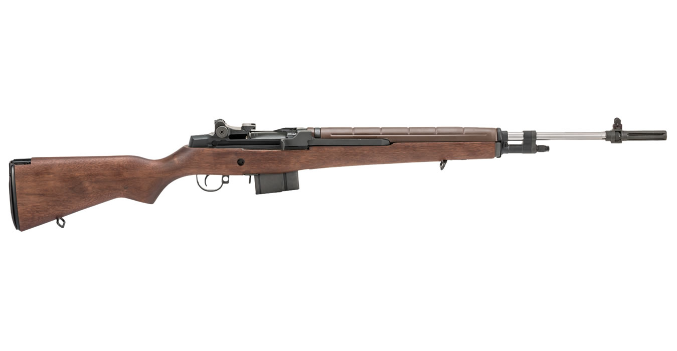 Springfield M1A National Match 308 with Stainless Steel Barrel
