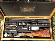 "Holland & Holland, London- MINT ""Royal Ejector,"" Double in .375 H&H Flanged Magnum, 1995"