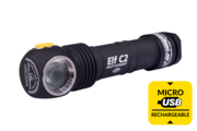 Armytek Elf C2 XP-L Micro-USB (White/Warm) + 18650 Li-Ion