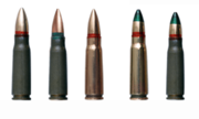 7.62X39 MM Cartridges