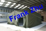 Military Army Camouflage MGPTS UN Refugee Emergency Relief Commander Tent